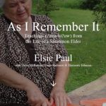 As I remember it co-authored by Paige Raibmon